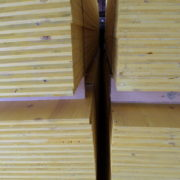 Schalungsplatten 3SO 21mm, Paket Platten gebündelt